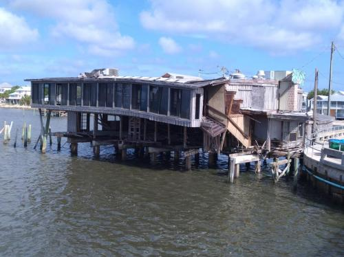2017 Hurricane Damage Cedar Key