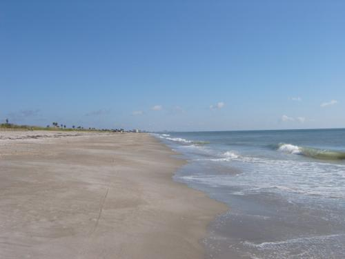 Morning Atlantic Surf